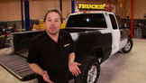TRUCKS!: Second Chance Silverado Part 3: Color Match Painting