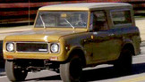 Xtreme 4x4: '69 International Scout Part III. W.E.Rock Geo Tracker