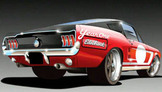 Horsepower: Mustang Track Car Body and Chassis
