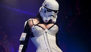 Star Wars Themed Burlesque Show