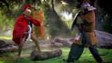 Roman Centurion vs. Rajput