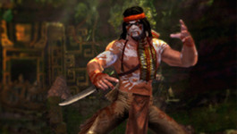 Eight Warriors of the Deadliest Game