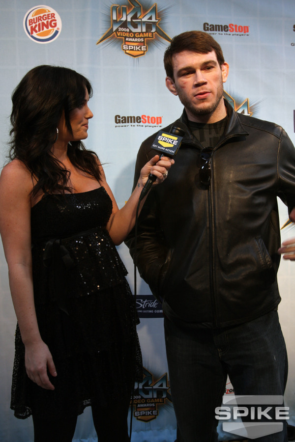 2008 Video Game Awards Red Carpet