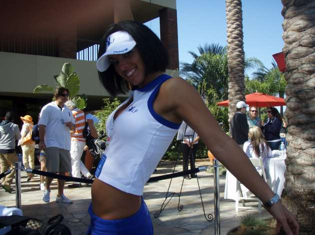 Playboy Girls of Golf 2009