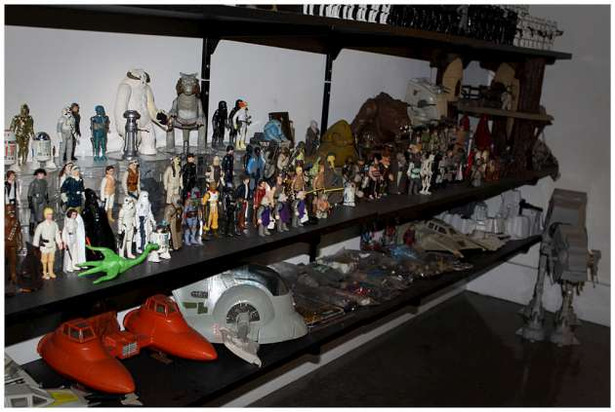 Gigantic Star Wars Collection