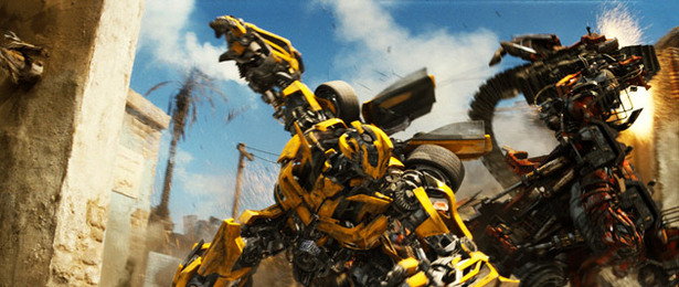 Six New Transformers Photos