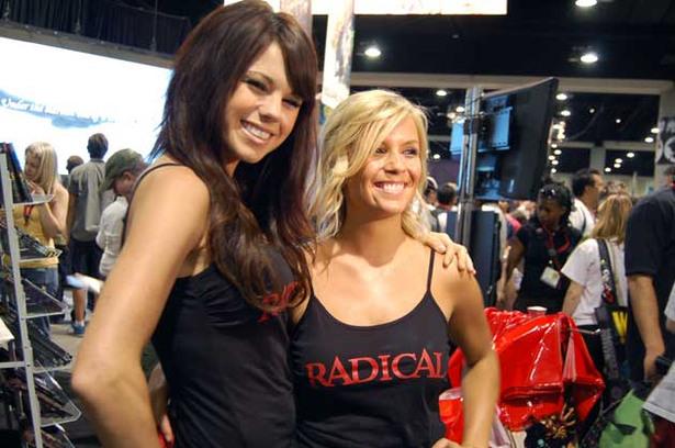 Comic-Con 09: The Girls of Comic-Con