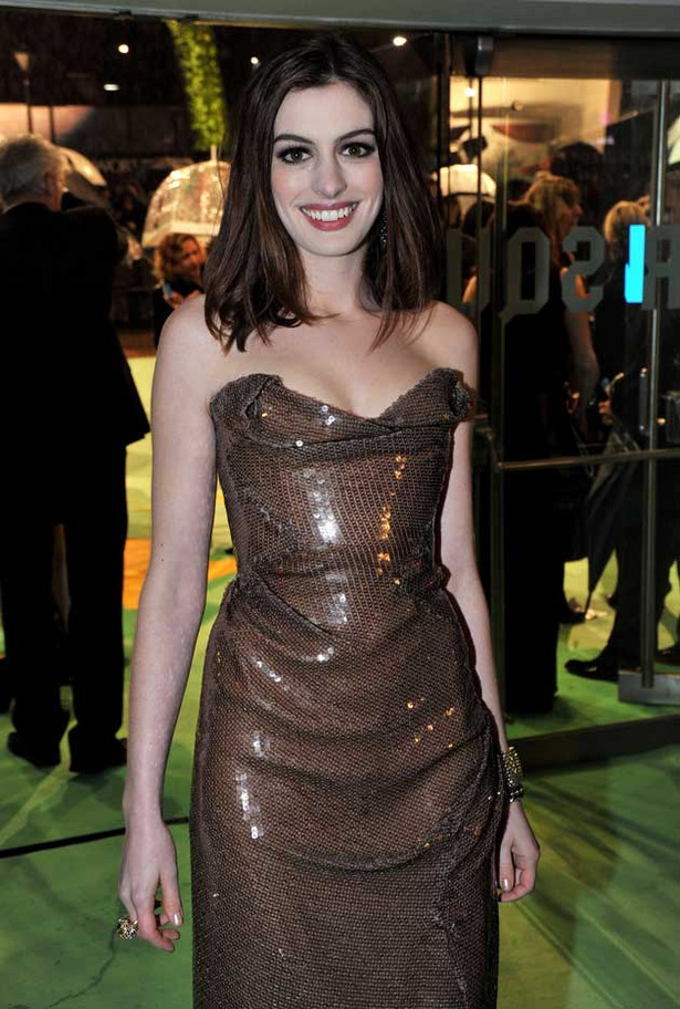 Anne Hathaway is Wonderful