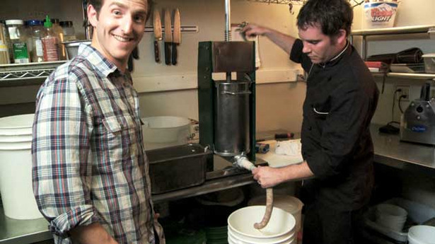 Food Dude On the Road: The Jackalope