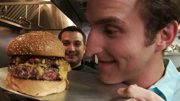 Food Dude On the Road: Sympathy for the Devil Burger