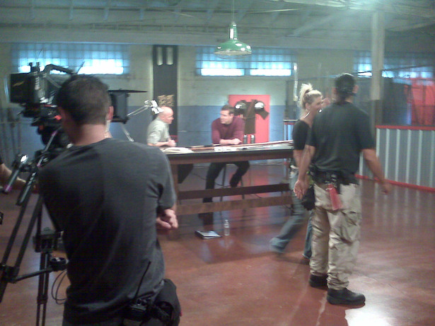 Deadliest Warrior: Season 3 Production Begins!