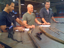 Deadliest Warrior: Season 3 Production Continues