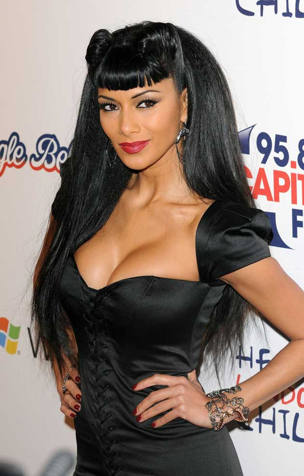 Nicole Scherzinger is Temptress