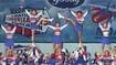 Amazing Cheerleading Feats 1