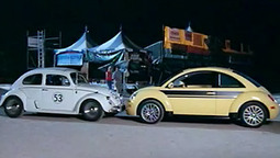 Herbie: Fully Loaded - New Beetle Love Scene