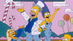 Simpsons: The Complete Sixth Season - Flat Space