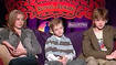 Nanny McPhee - Interview with Thomas Sangster, Sam Honywood & Eliza Bennett