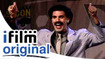 Borat Crashes Comic Con