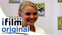 The Reaping - Anna Sophia Robb Interview at Comic Con
