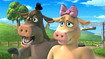 Barnyard: The Original Party Animals - Otis Meets Daisy