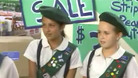 10 Items or Less - Threatening Girl Scouts