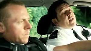 Hot Fuzz - Catching Speeders