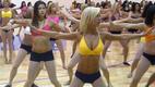 Laker Girls Tryout