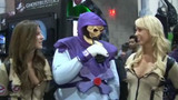Unemployed Skeletor on the Show Floor of Comic-Con 2008