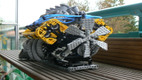 Working V8 32 Valve LEGO Engine