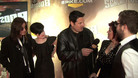 The Osbournes on the Red Carpet