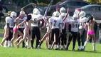 Streaking Cheerleaders