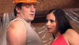 Nailing Your Wife Behind The Scenes pt. 1: Aria Giovanni