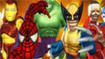 Marvel Super Hero Squad - E3 09: Trailer