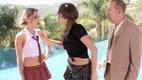 Lindsay Lohan Hustler Porn Spoof