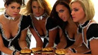 French Dip Maids Make Sandwiches Sexy