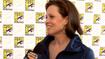 Comic-Con 09: Avatar Interview with Sigourney Weaver