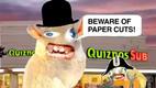 Quiznos - Sponge Monkeys
