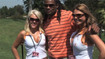 There Was a Lot of Cleavage at the Playboy Golf Tournament