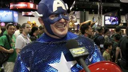 Classic Comic-Con Highlights