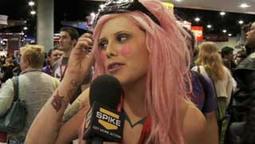 Comic-Con 2010: Saving Lindsay