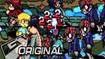 Scott Pilgrim vs. The World - Zombies Multiplayer Gameplay
