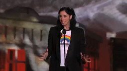 Sarah Silverman Wants to Cut Megan Fox