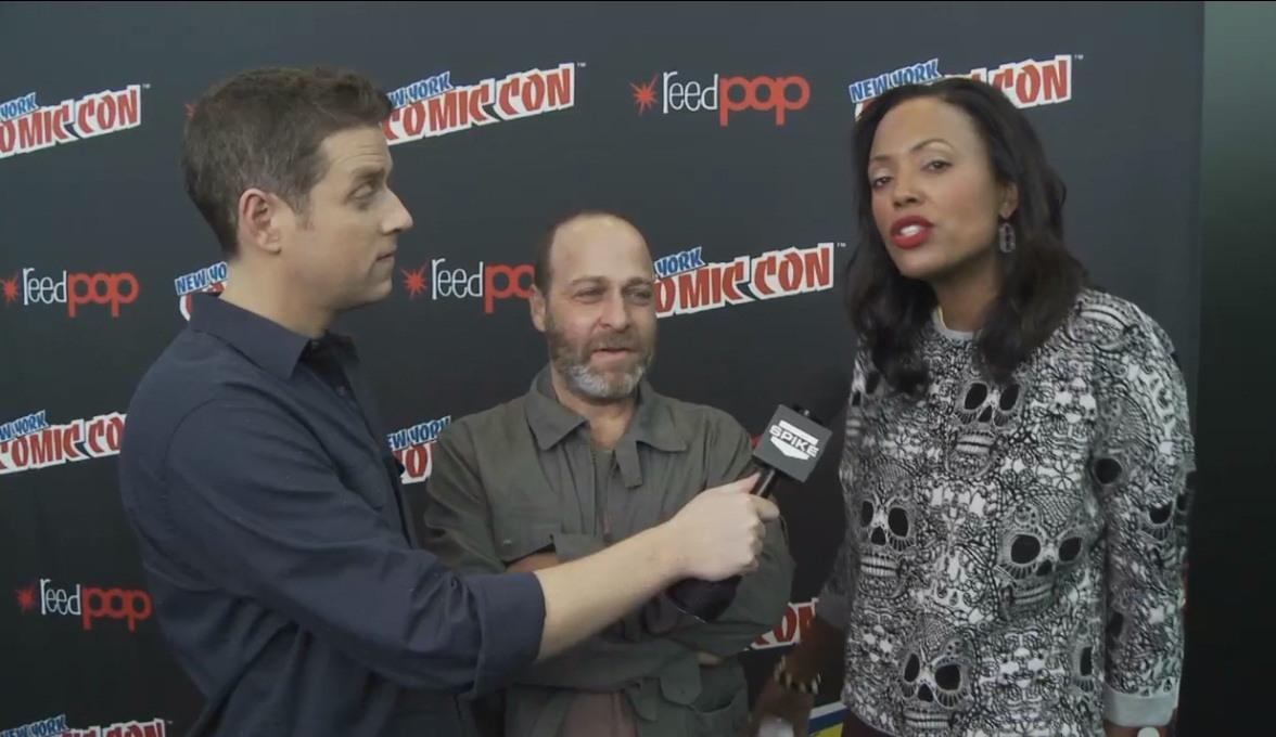 New York Comic-Con 2013: Archer & Agents Of S.H.I.E.L.D.