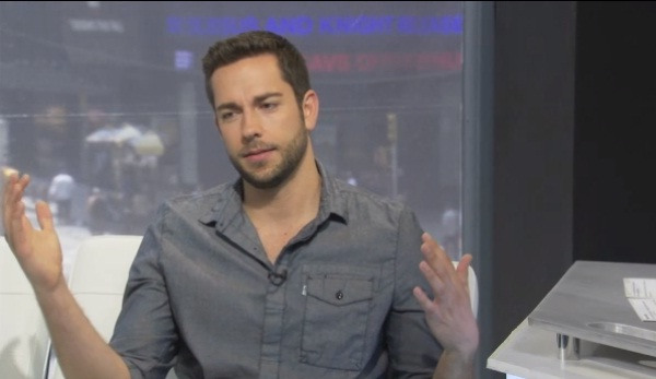 Comic-Con 2013 Preview & Zachary Levi