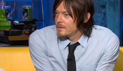 Norman Reedus Breaks Down His Immense Popularity At Comic Con 2013