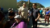 Schmoozing With Locals