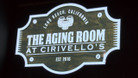 The Aging Room At Cirivello's