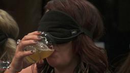 Blindfold Beer Test