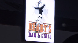 Derby's Bar & Grill: Roller-Inspired Fun