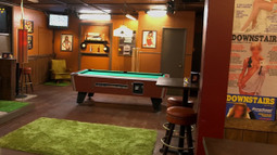 Downstairs Bar & Kitchen: Relaxation In Colorado